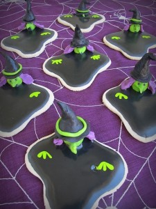 Melting Witch Cookie