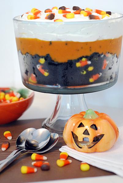 Halloween-Trifle
