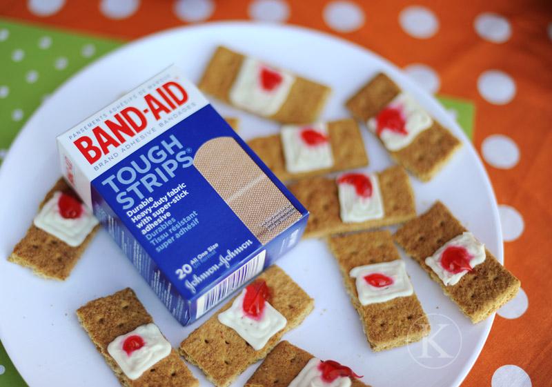 used bandaids
