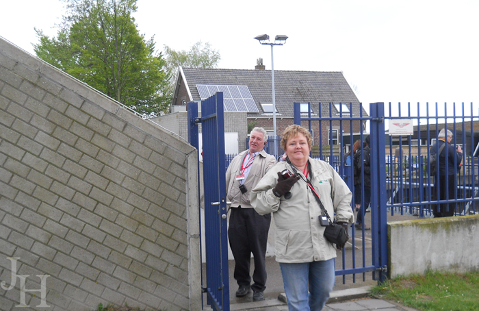 Betsy and Jerry at the Pumping Station