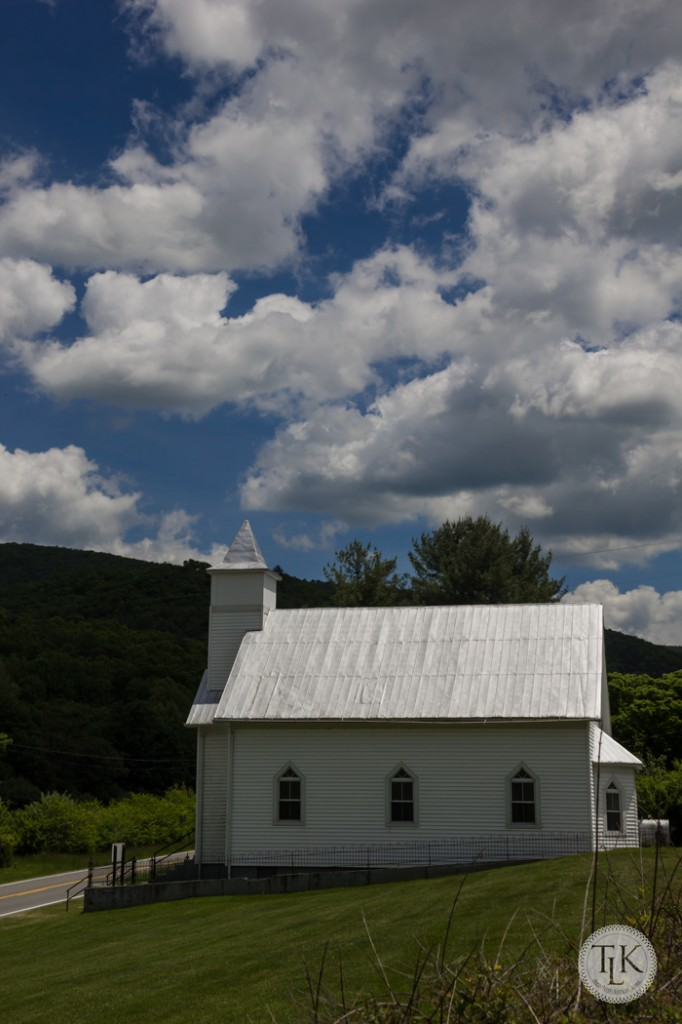 Humprhey's Chapel Church in Paint Bank, Virginia