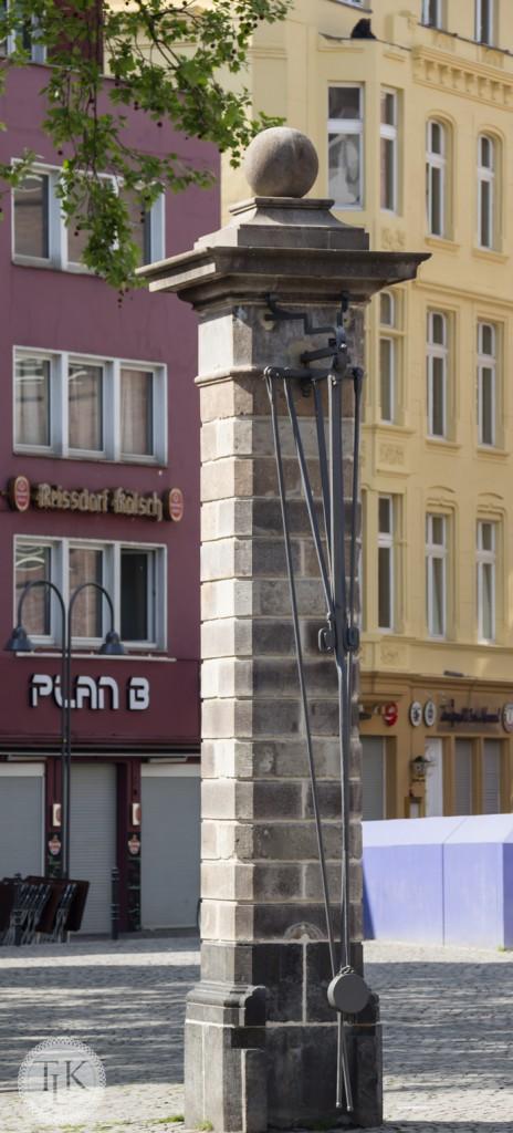 Old-Column-Cologne-Germany