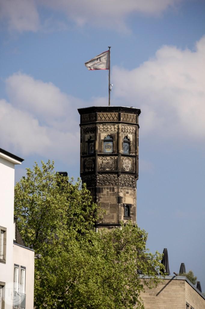 Tower-Near-Great-St-Martin-Church-Cologne