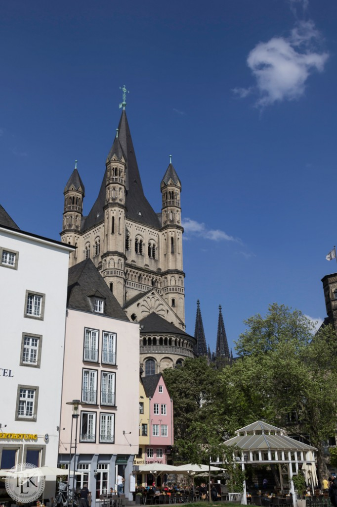 Tower-and-Spire-View-Cologne