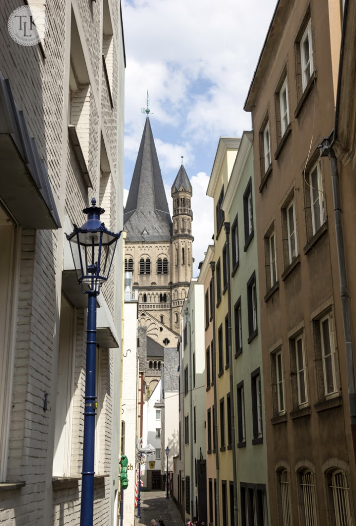 Alley-in-Cologne-Germany