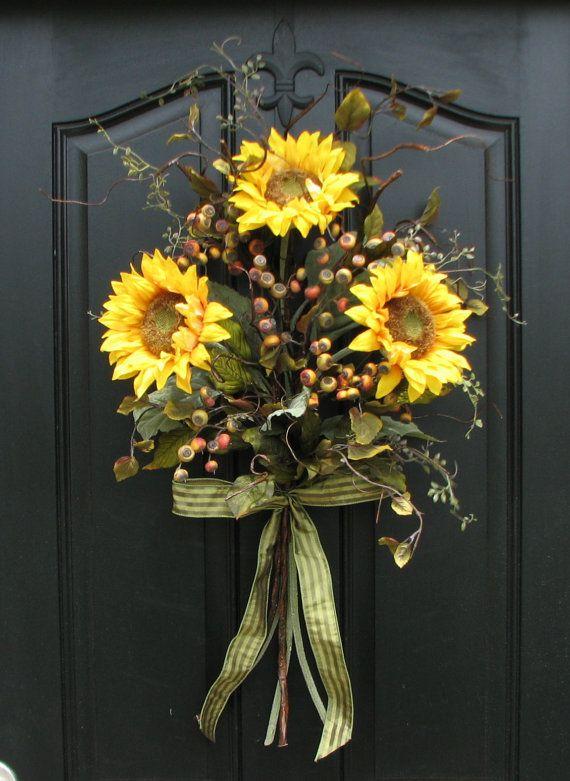 Genial Sunflower Decor