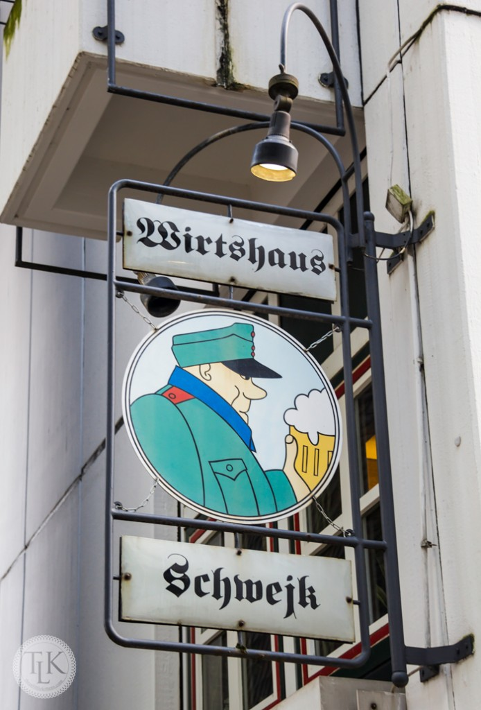 Wirtshaus-Schwejk-Sign-Cologne-Germany
