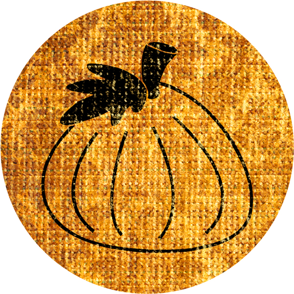Best-Witches-Vintage-Fabric-Stickers-Pumpkin