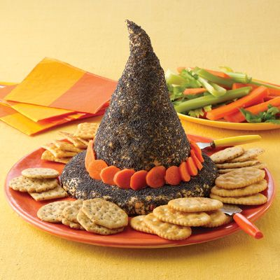 Cheesy Witch Hat