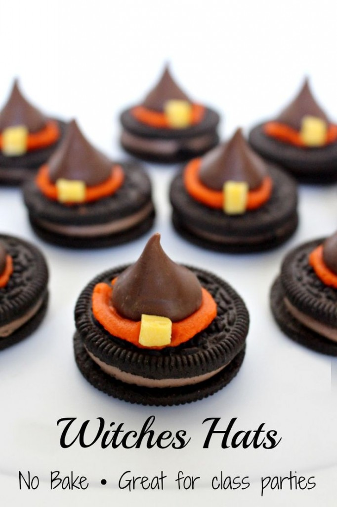 Oreo Witch Hat Cookies