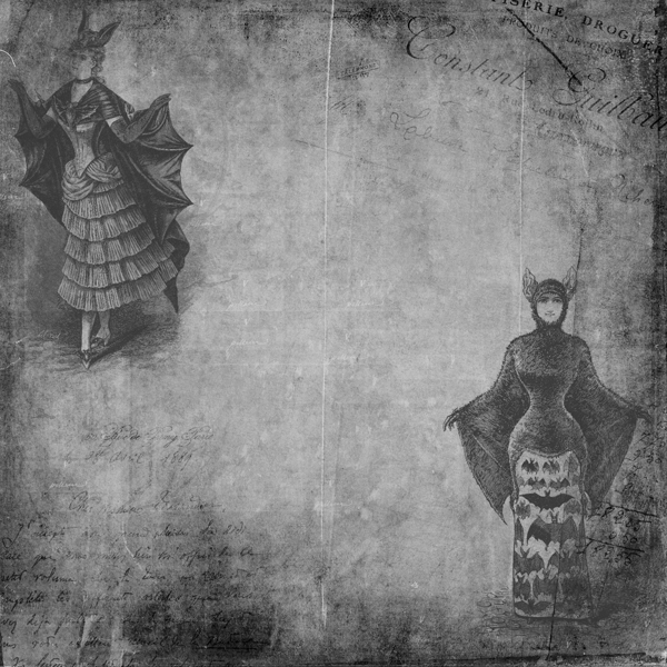 Scary-Scrapbook-Paper-Bat-Ladies-sm