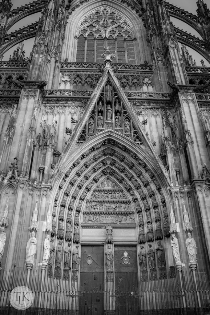 Cologne-Cathedral-11-BW