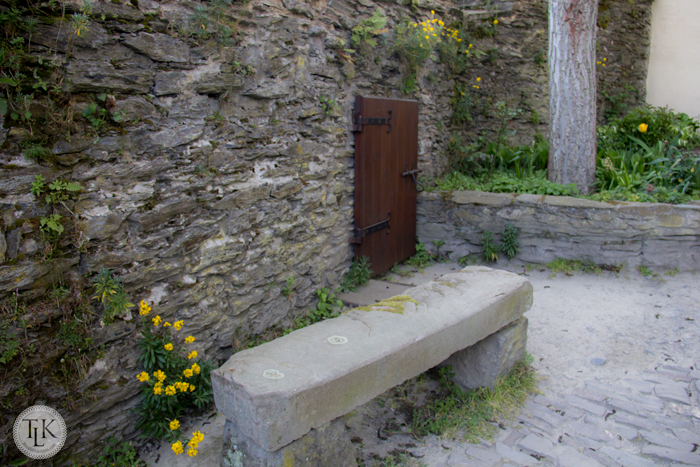 Miniature-Door-at-Marksburg-Castle