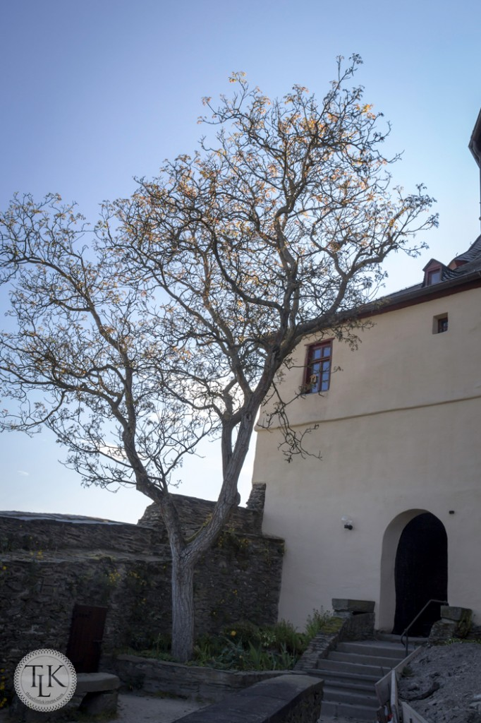 Exterior of the Great Hall