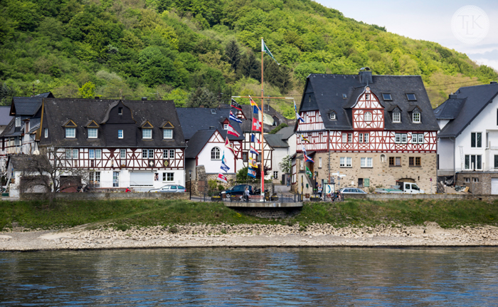 The Village of Spay, Germany