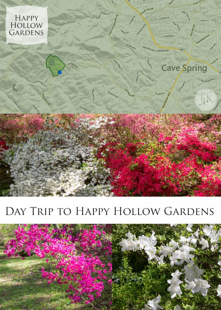 Day-Trip-to-Happy-Hollow-Gardens on threelittlekittens.com/blog