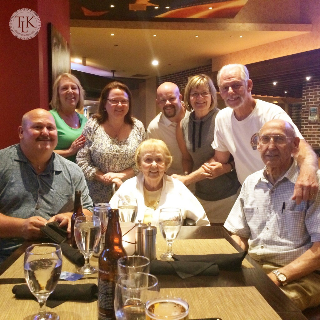 Mucha Family Reunion in Las Vegas 2015