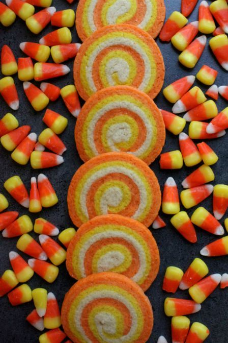 Candy Cornucopia on threelittlekittens.com/blog