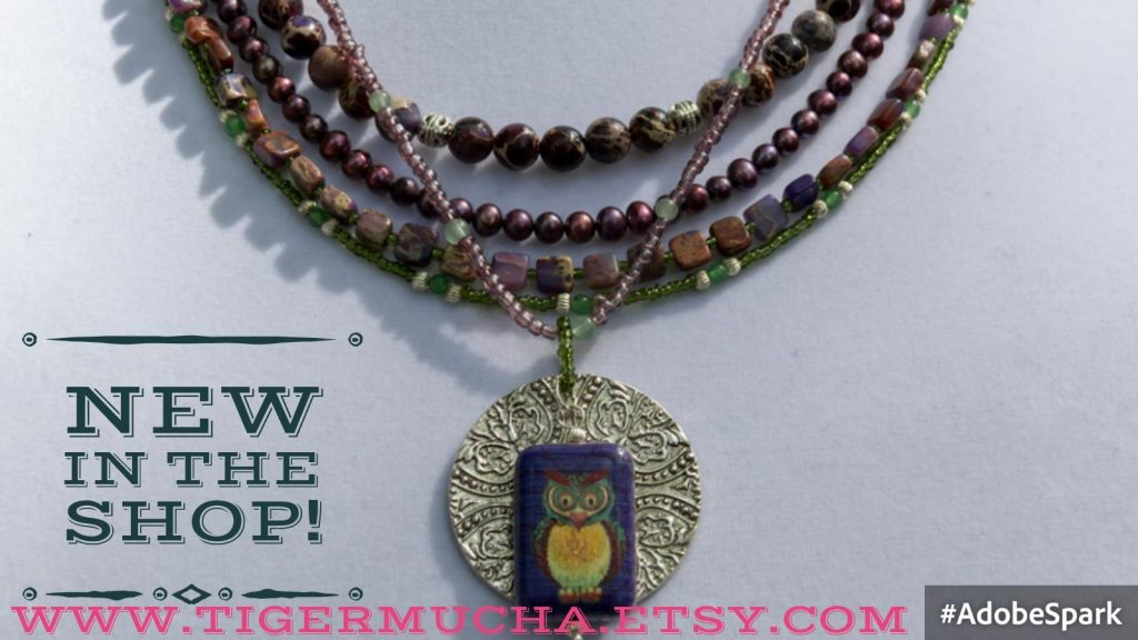 THREE LITTLE KITTENS BLOG   New Jewelry Added to Shop