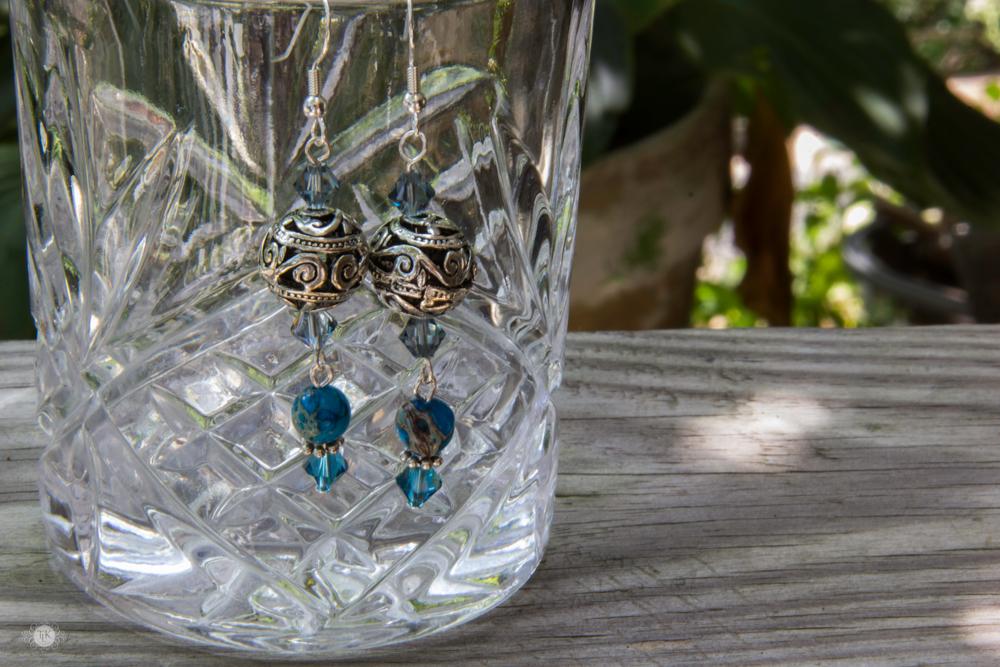 THREE LITTLE KITTENS BLOG | Slice of Heaven Pierced Earrings - Original Handmade Jewelry