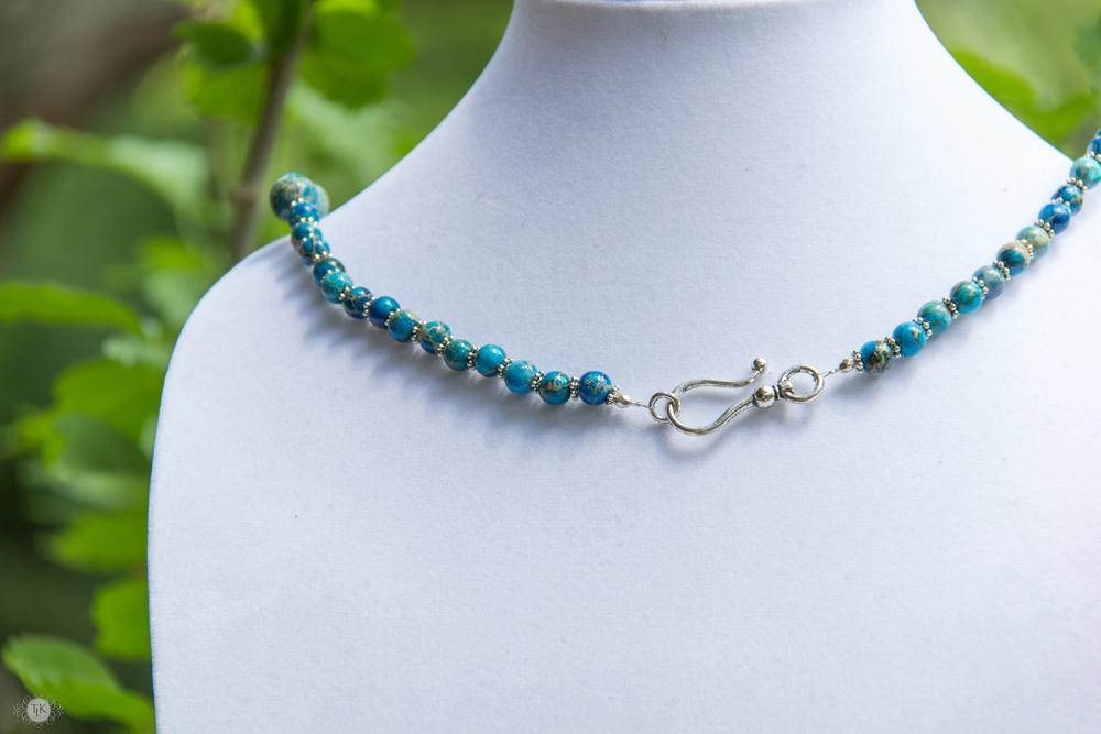 THREE LITTLE KITTENS BLOG | Slice of Heaven Necklace - Original Handmade Jewelry