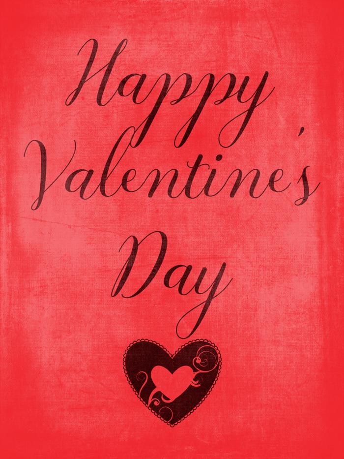 THREE LITTLE KITTENS BLOG | Free Valentine's Day Digital Goodies - Happy Valentine's Day!