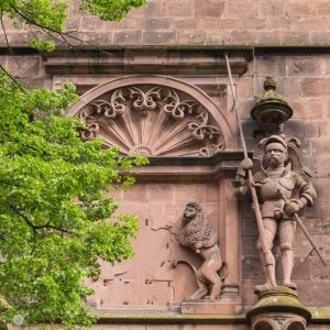The Gate Tower, A Witch and the Great Heidelberg Tun