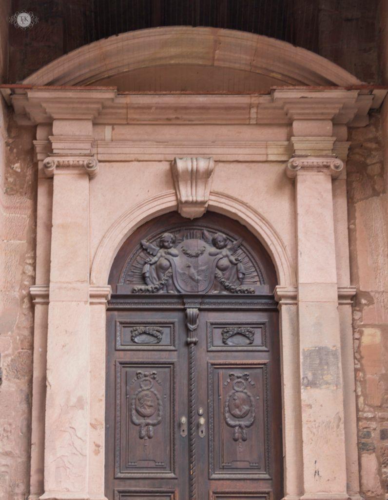 THREE LITTLE KITTENS BLOG | Heiliggeistkirche Door