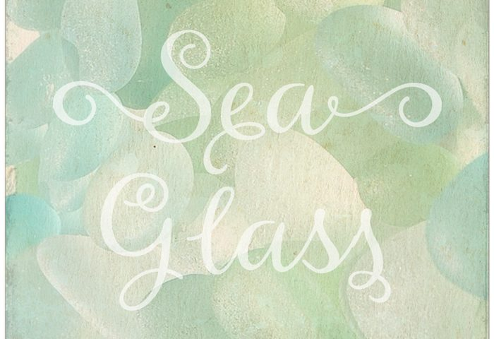 Digital Goodie Day – Sea Glass Seashells – Sea Glass Bonus