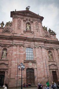 The Jesuitenkirche and Hausmadonnas
