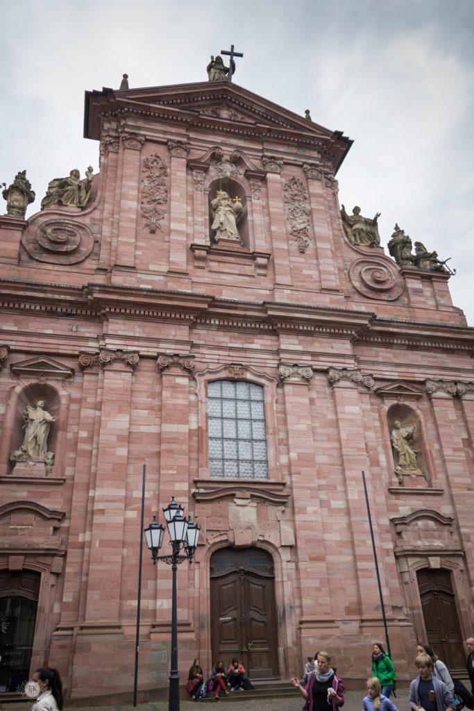 THREE LITTLE KITTENS BLOG | Jesuit Church | Heidelberg, Germany