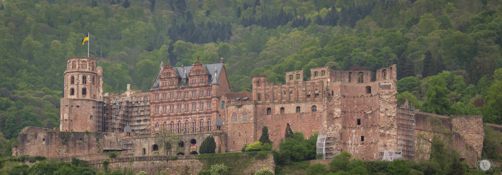 THREE LITTLE KITTENS BLOG | Heidelberg Castle