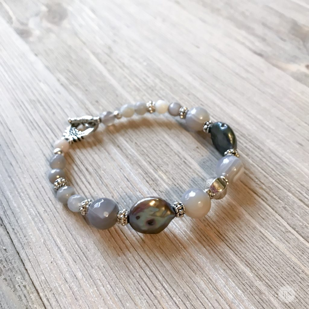 THREE LITTLE KITTENS BLOG | Mermaid's Tear Bracelet