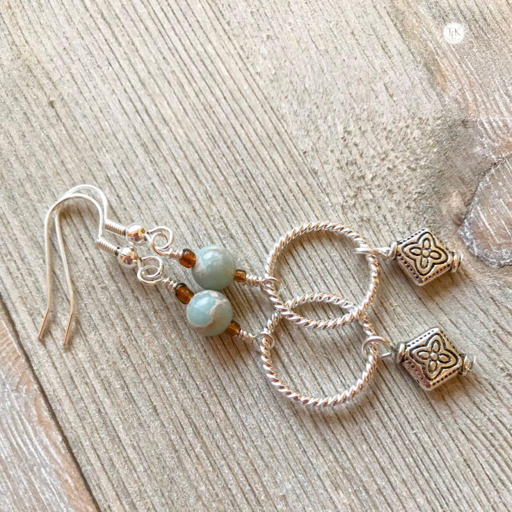THREE LITTLE KITTENS BLOG | Tucson Earrings 3738