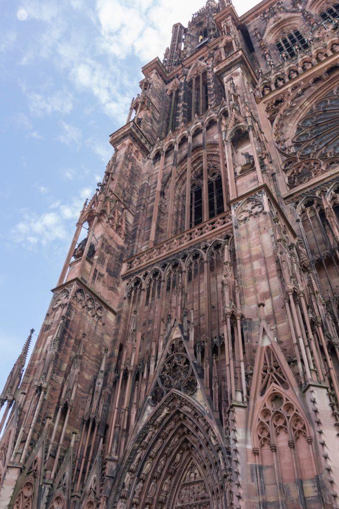 THREE LITTLE KITTENS BLOG | Strasbourg Cathedral