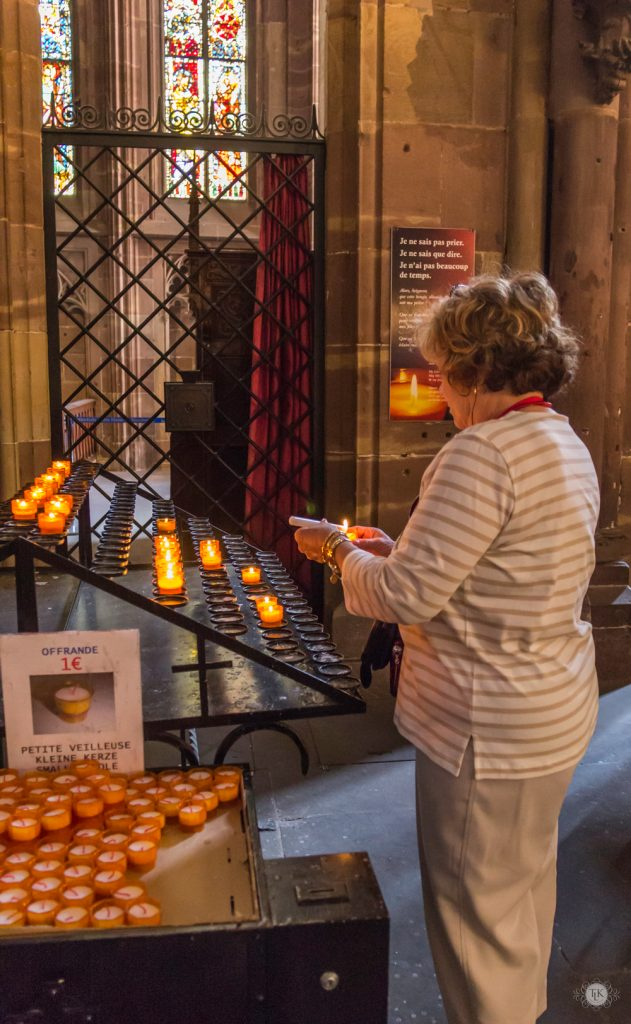 THREE LITTLE KITTENS BLOG | Lighting a Candle